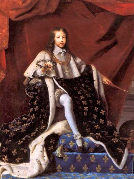 Taille De Louis Xiv : taille, louis, Louis, France
