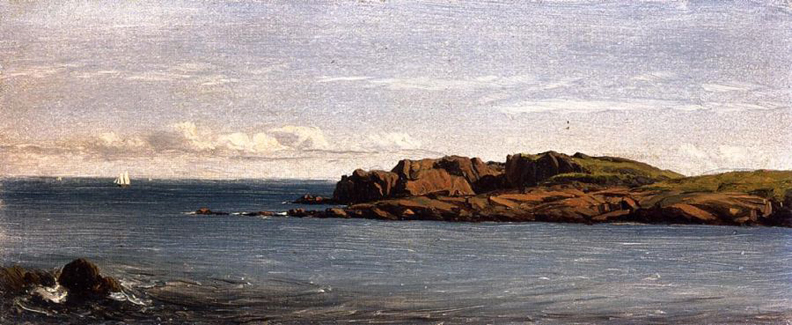 Study on the Massachusetts Coast: 1870