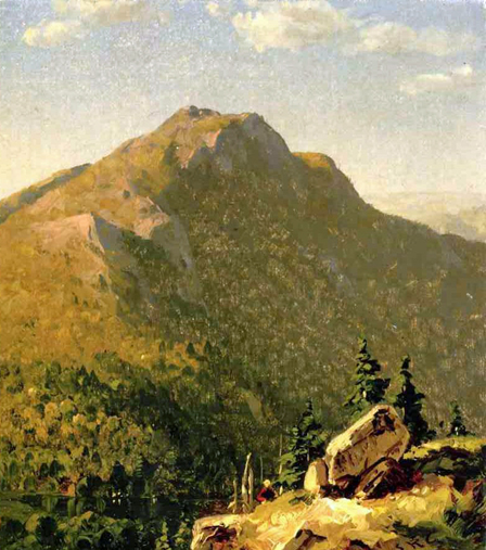 View of Catskills: 1860