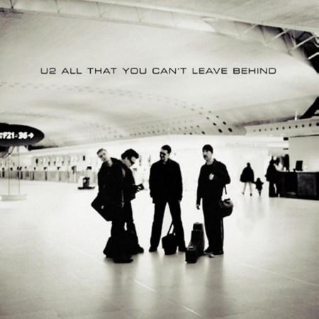 """【連載コラム】USAGI NO MIMIの楽しみ方(40代男性の場合)U2 """"All That You Can't Leave Behind"""""""
