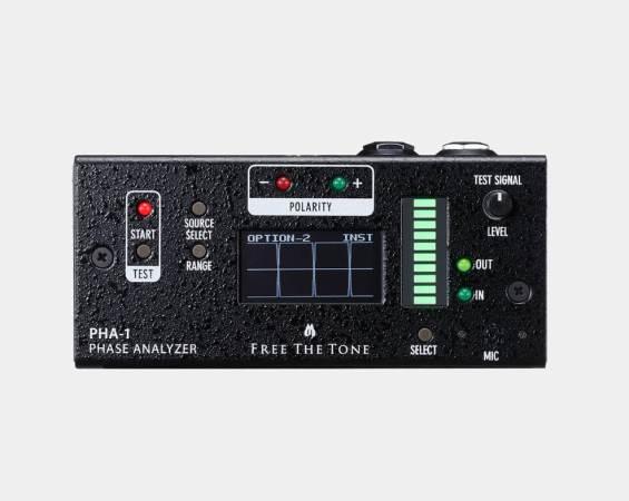 Free The Tone PHA-1 / PHASE ANALYZER