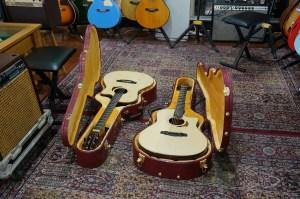【ブログ】Yokoyama Guitars最新モデルが到着しました。