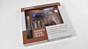 GROOVETECH Acoustic Guitar Tech Kit