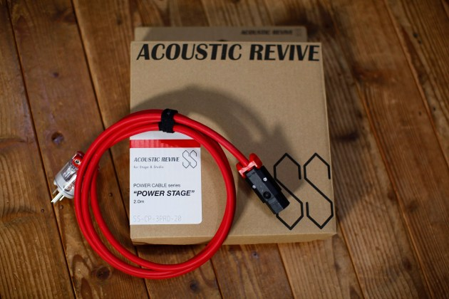 ACOUSTIC REVIVE POWER STAGE 2.0m SS-CP-3PRD-20