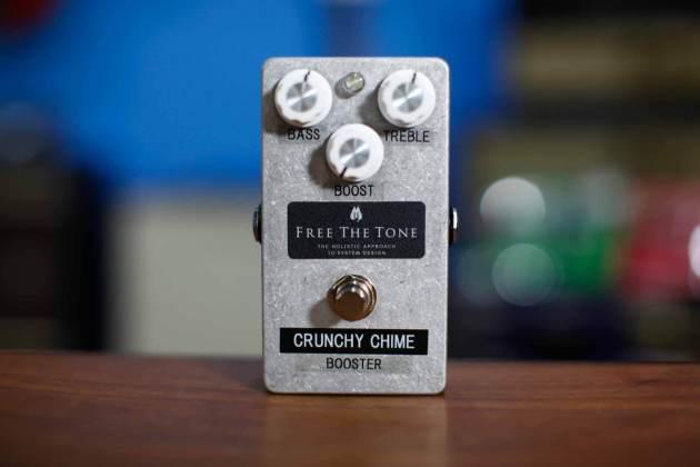 Free The Tone CRUNCHY CHIME CC-1B-CS BOOSTER【9/21発売予約注文受付中】
