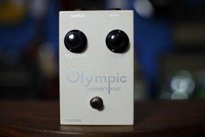 "【NEW】OLYMPIC ""HOOCHIE'S"" FUZZ -OCT- SILVER"
