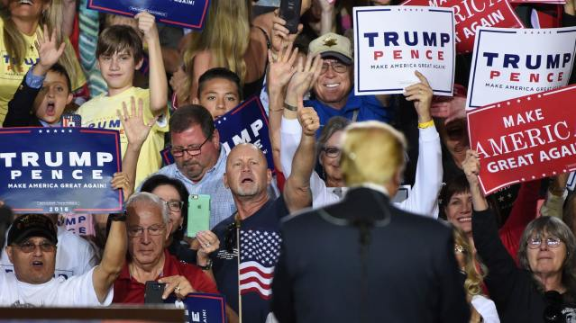 The white working class in the US overwhelmingly voted for Trump in 2016