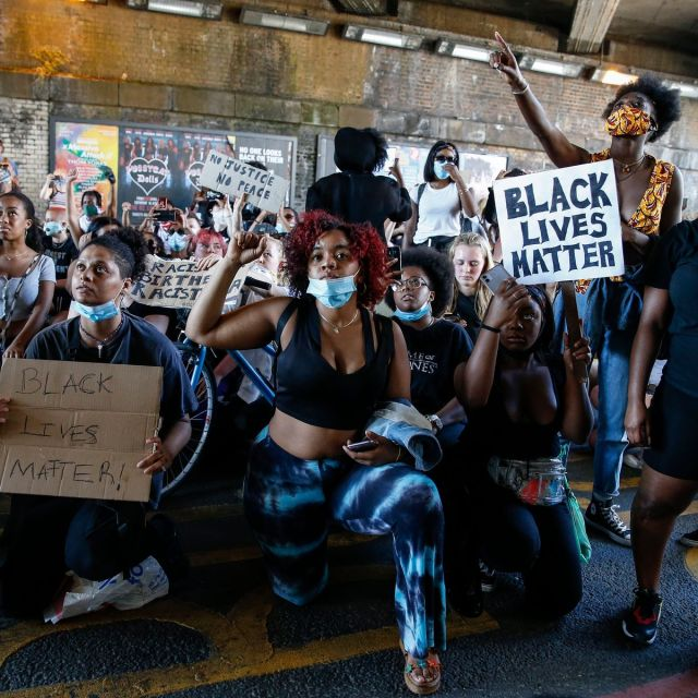 #BlackLivesMatter: Our Strategy is to Win the War