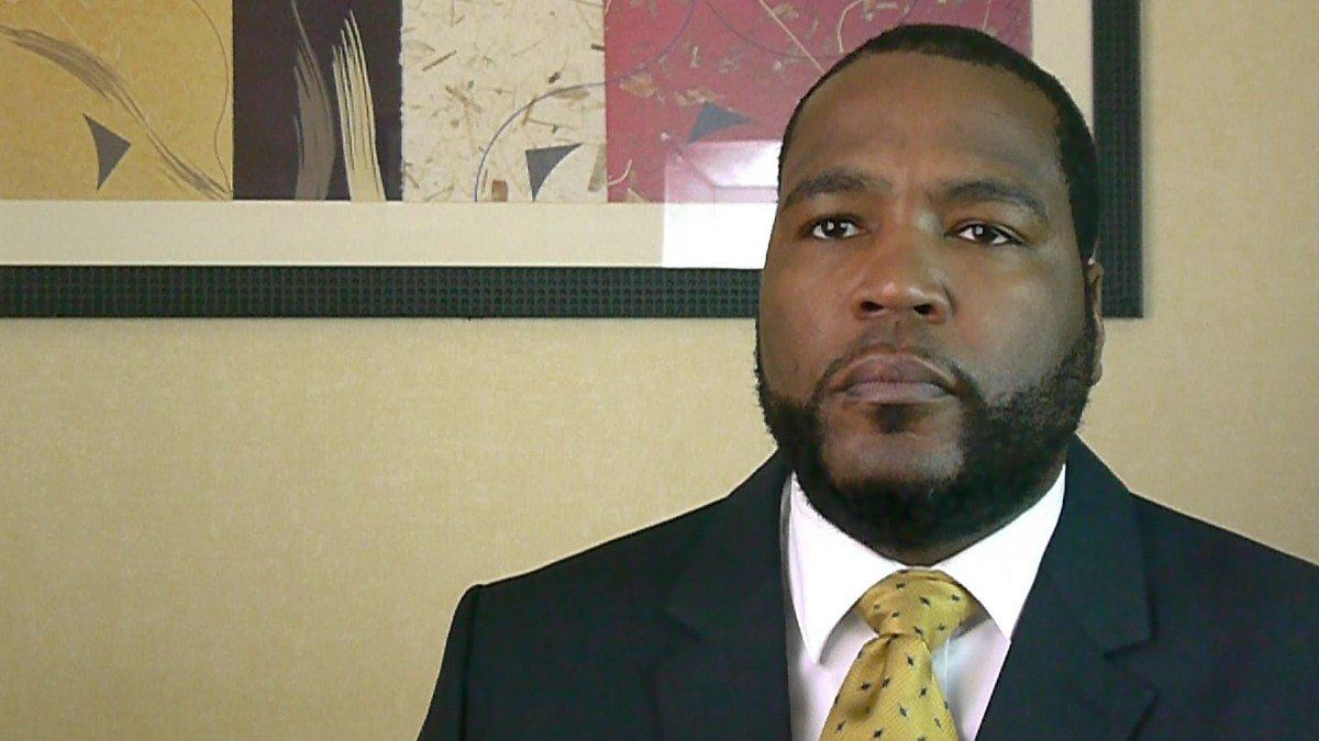 "Self-proclaimed ""Prince of Pan-Afrikanism"" Umar Johnson"
