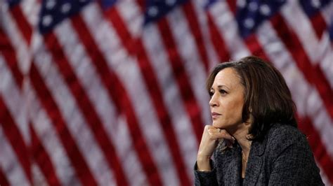 US Vice President, Kamala Harris