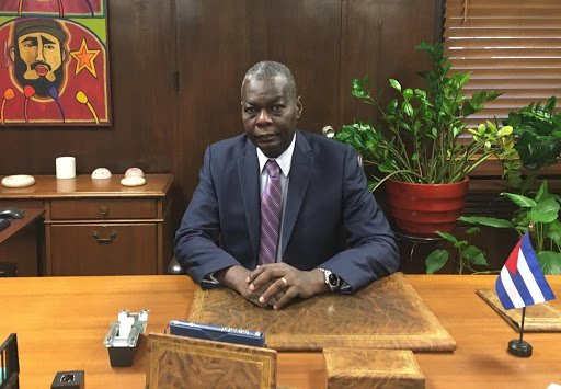 Permanent Representative of Cuba to the United Nations, H.E. Ambassador Pedro Luis Pedroso Cuesta
