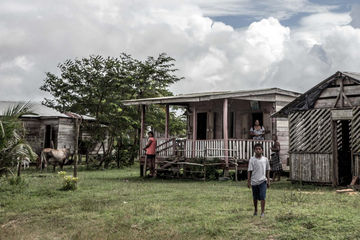 Miskito indigenous communities in Nicaragua