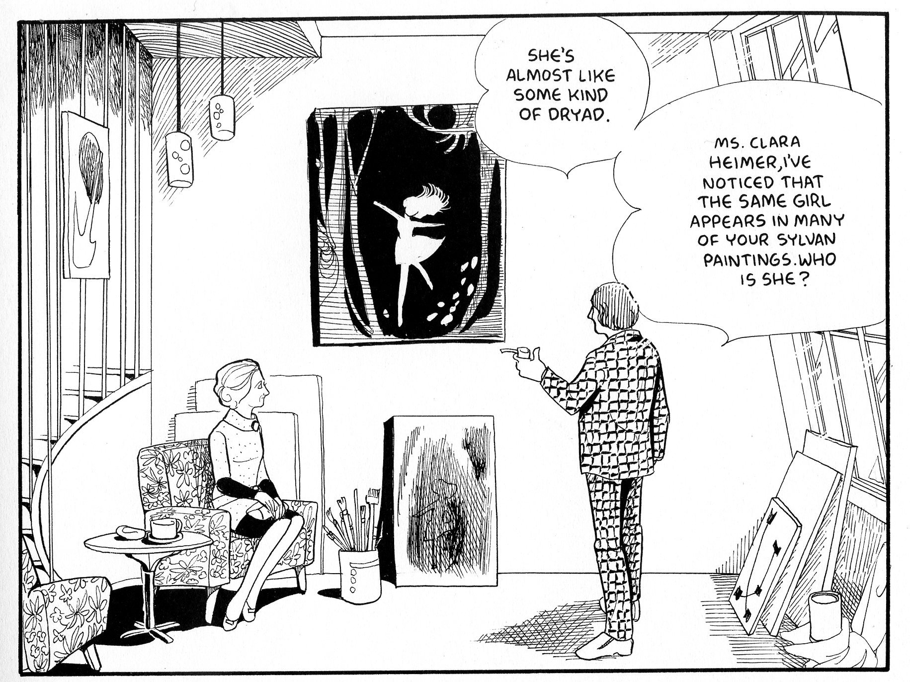 Moto Hagio: Girls and Artists « The Hooded Utilitarian