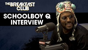 ScHoolBoy Q Talks Not Censoring Things For His Daughter, Nas Calling Him The Best Out, + New Album
