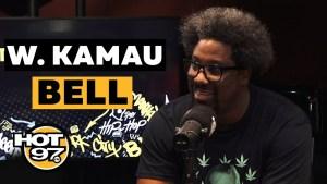 W. Kamau Bell On Anthony Bourdain, Michael Jackson, MJ vs LeBron & Denzel Washington
