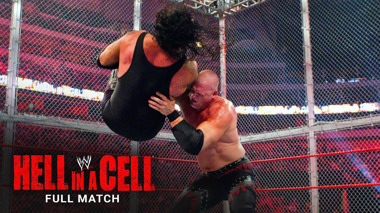 FULL MATCH - Kane vs. Undertaker – World Heavyweight Title Hell in a Cell Match: Hell in a Cell