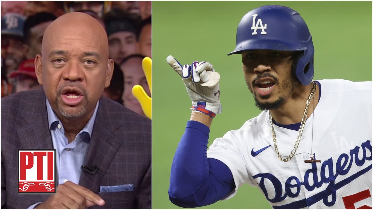 How dumb were the Red Sox to trade Mookie Betts?! - Michael Wilbon | PTI
