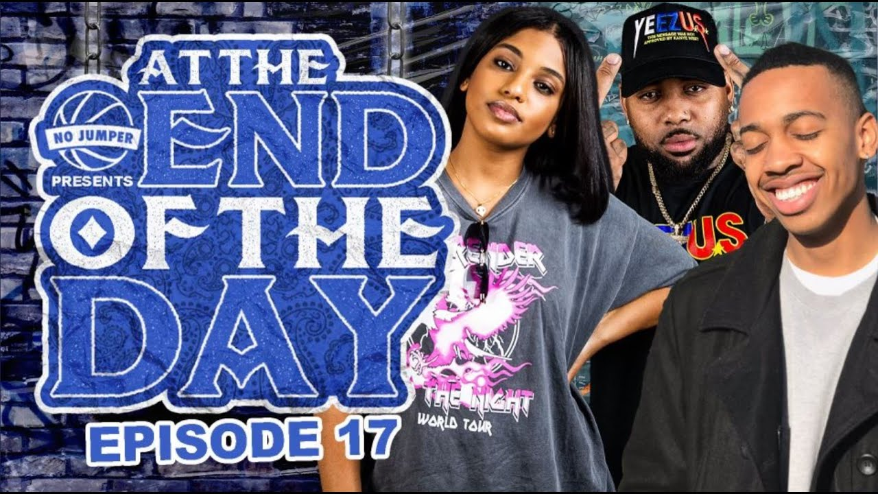 At The End of The Day Ep. 17 w/ Junebug