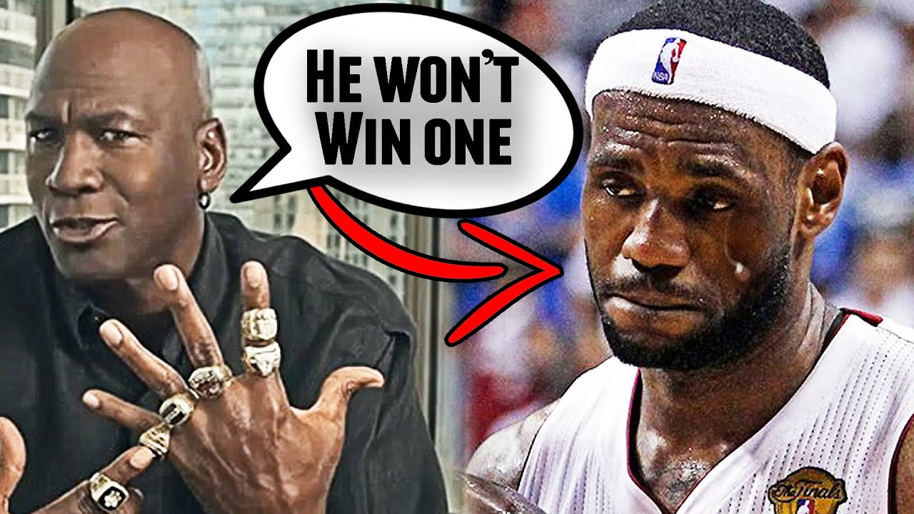 What The NBA Said About LeBron James When He Signed With The Miami Heat in 2010 Free Agency