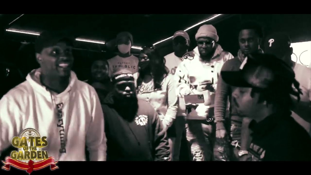 YO BULL PNUT VS K JACK (HOSTED BY MILTOWN BLOE) | RAP BATTLE | GATES OF THE GARDEN
