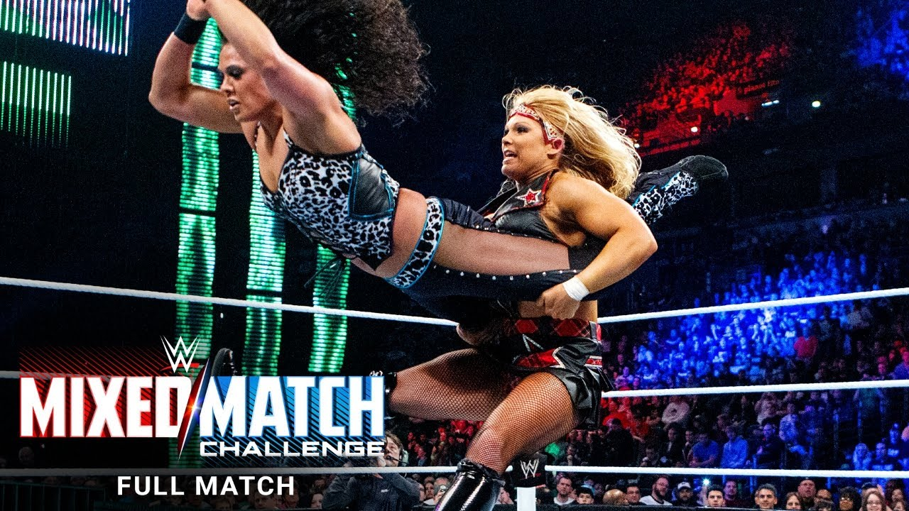 FULL MATCH - Beth Phoenix vs. Tamina – Divas Title Match: WWE Elimination Chamber 2012