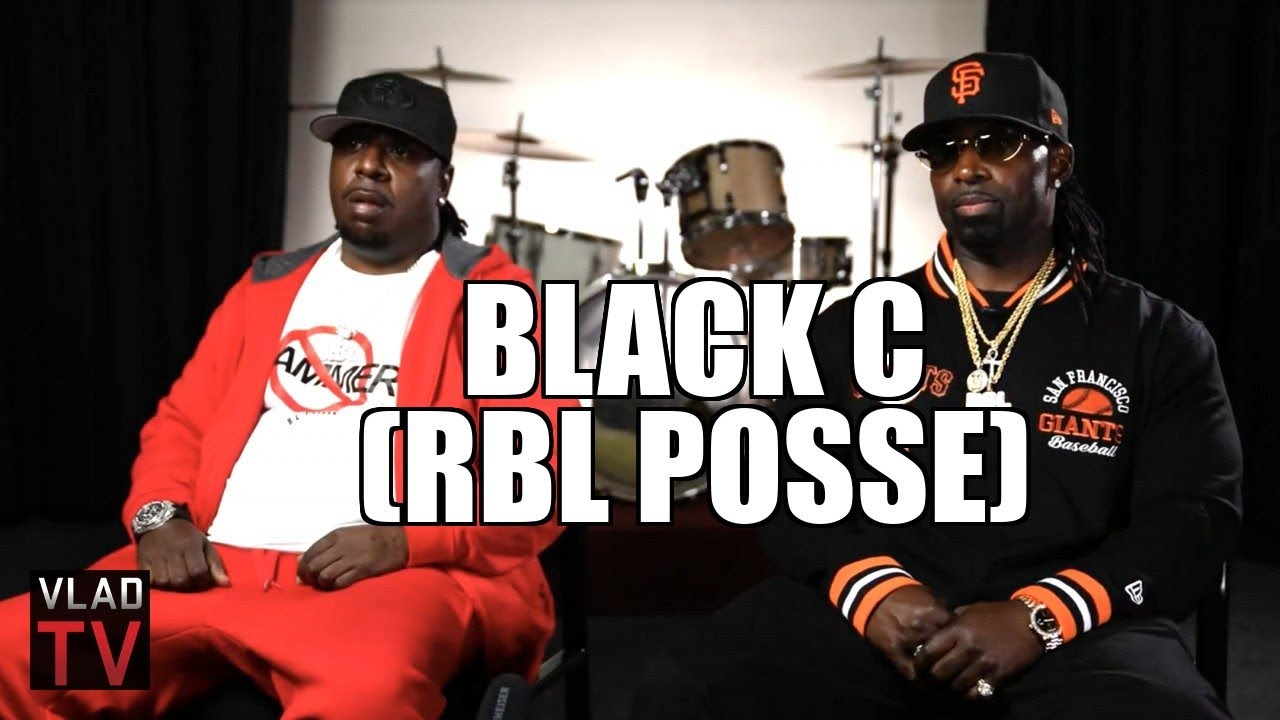 Black C (RBL Posse) on Families Destroyed When Crack Hit San Francisco (Part 1)
