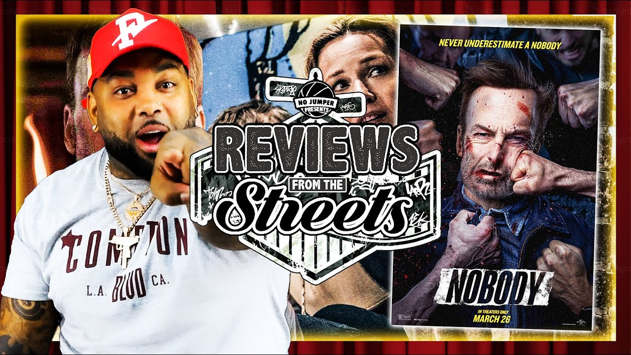 Nobody | Reviews From The Streets
