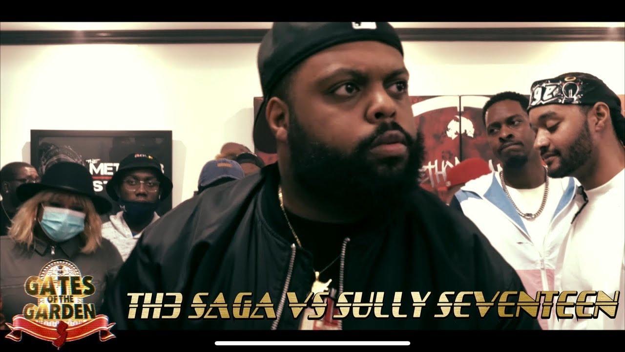 TH3 SAGA VS SULLY SEVENTEEN | GATES OF THE GARDEN