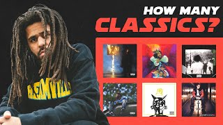The Mystery of The J.Cole Classic Album