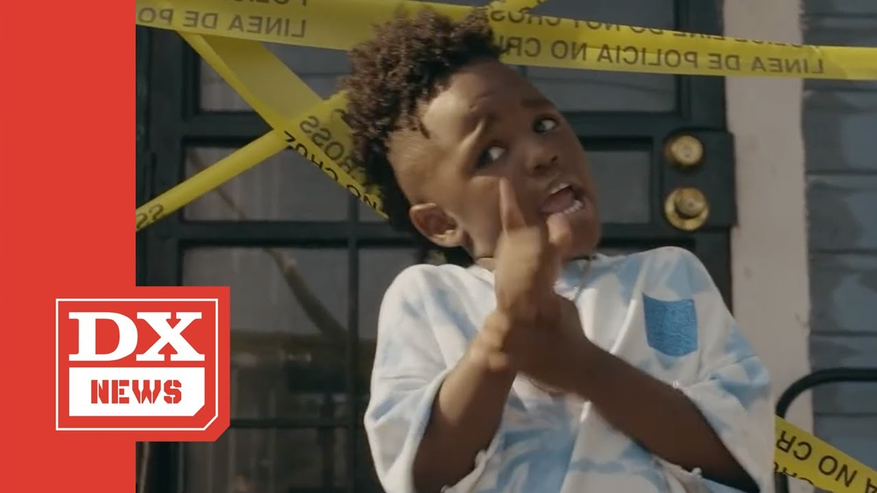 """4 Year Old Rapper Makes """"Anti Gun Violence Song"""" Over Mo3's """"Outside"""" Beat"""