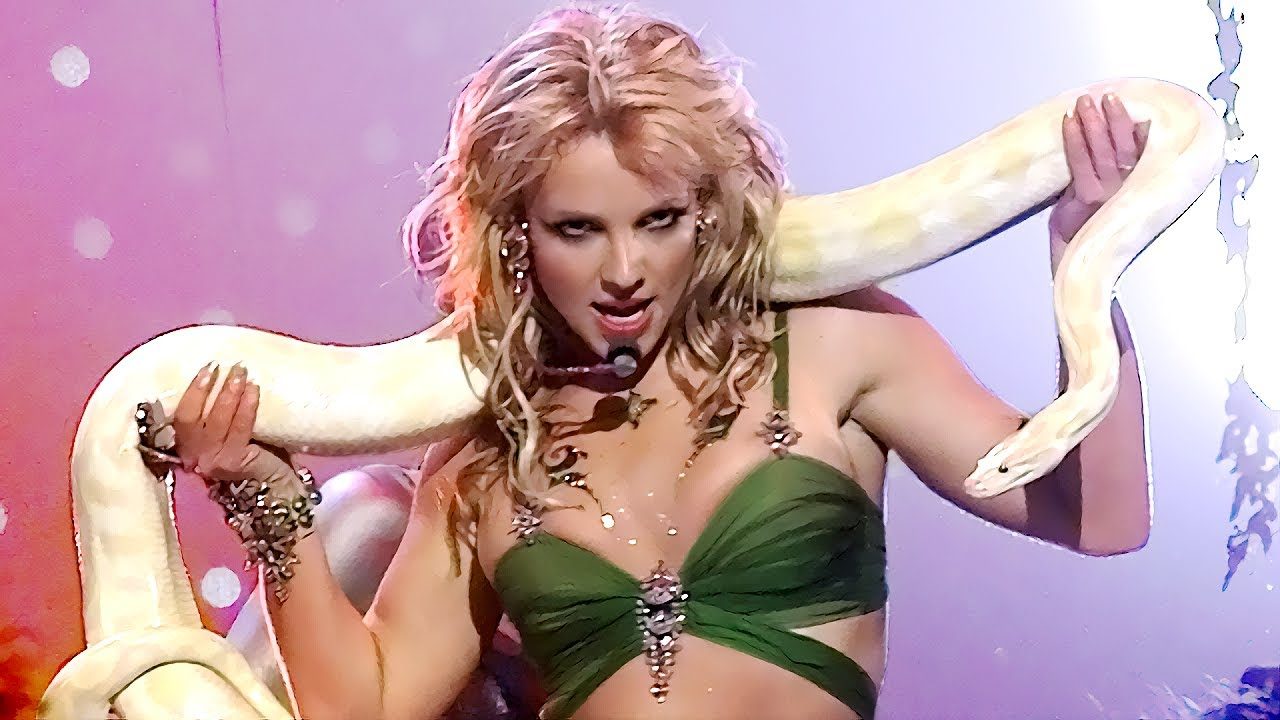 Britney's Boldest Looks On Stage