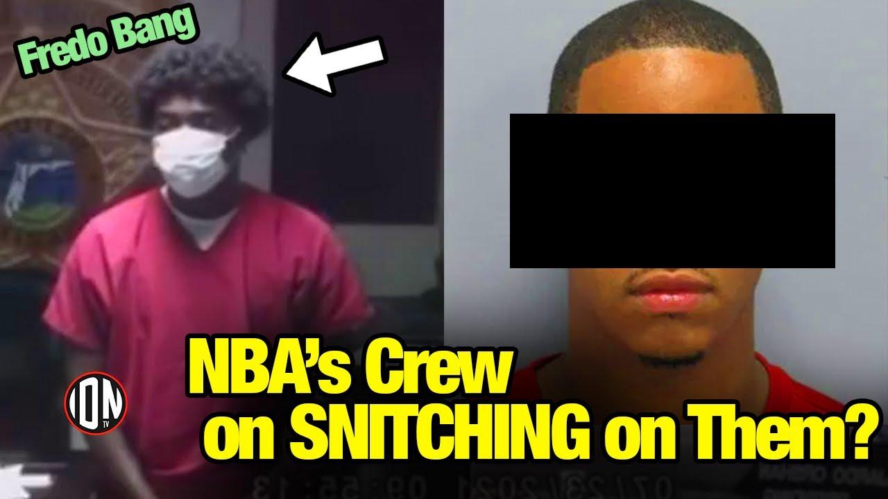 Fredo Bang DENIED BOND! NBA Youngboy's Crew SNITCHING on Him!? *Footage*