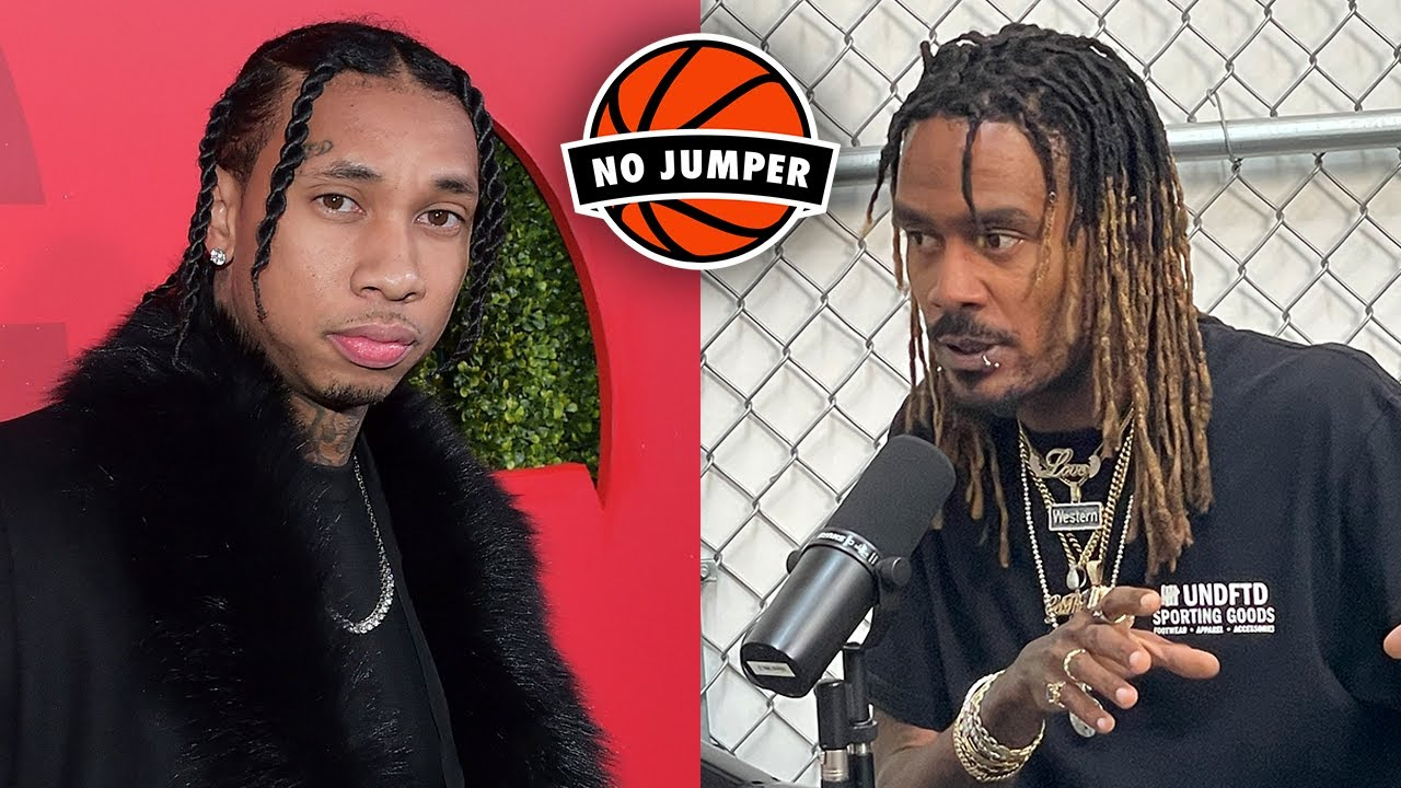 Gata Talks About No Longer Being Friends with Tyga