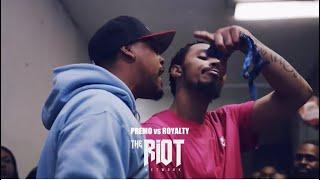 PREMO VS ROYALTY | THE RIOT NETWORK | RAP BATTLE