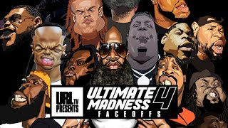 ULTIMATE MADNESS 4 | RD1 FACEOFFS | URLTV