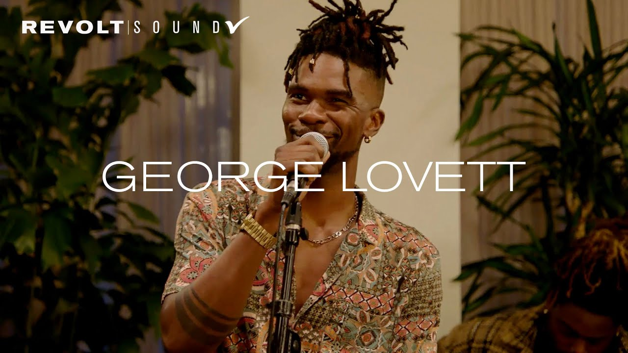 George Lovett Does Exclusive Performance Presented by Soho Works x REVOLT | Sound Check