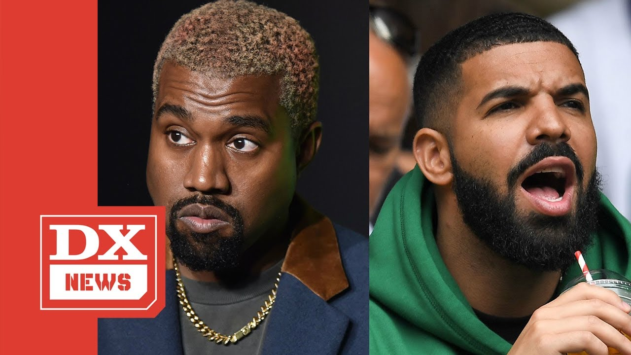 """Kanye West Was """"Ready"""" To Do A Verzuz Battle Against Drake"""
