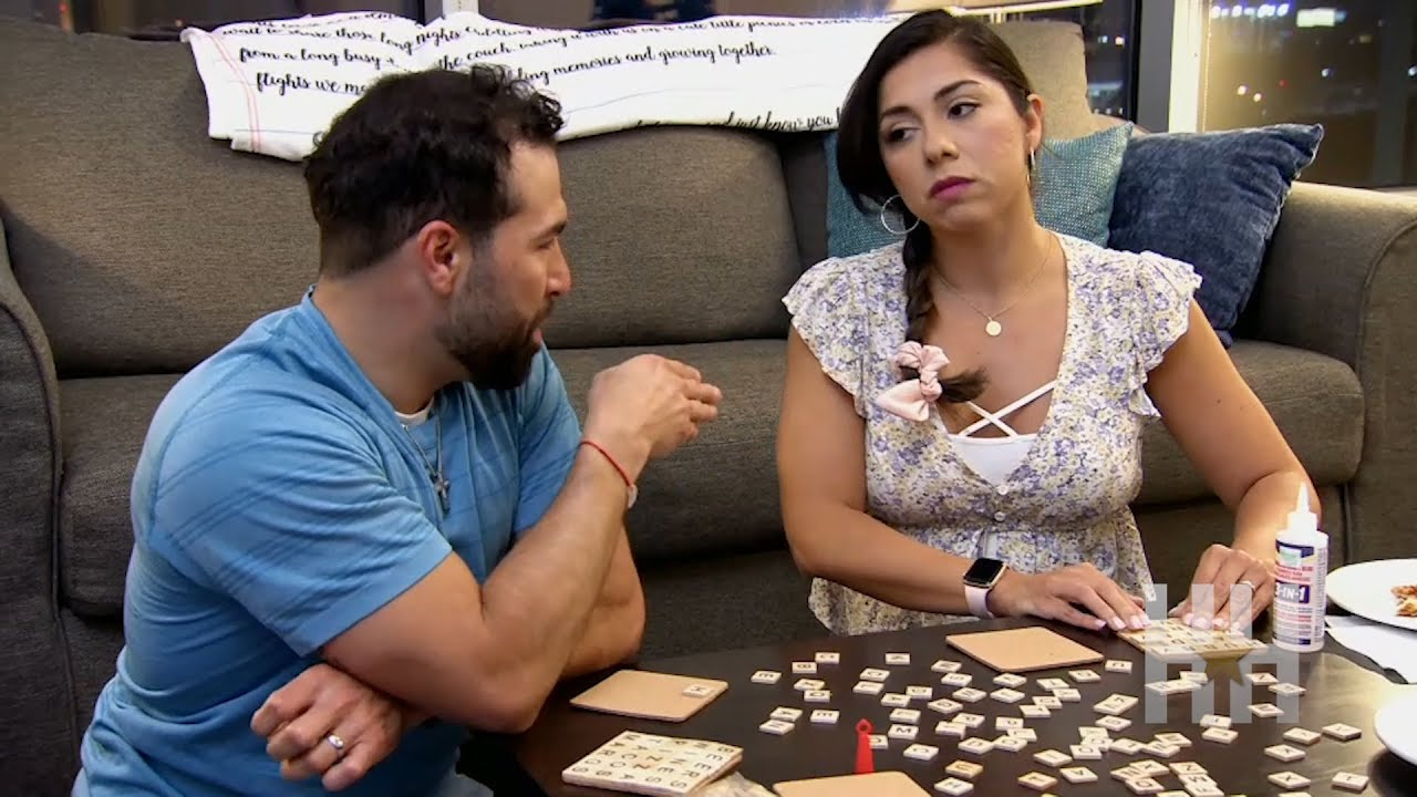 'Married At First Sight' Exclusive Clip: Jose Asks Rachel About Cheating