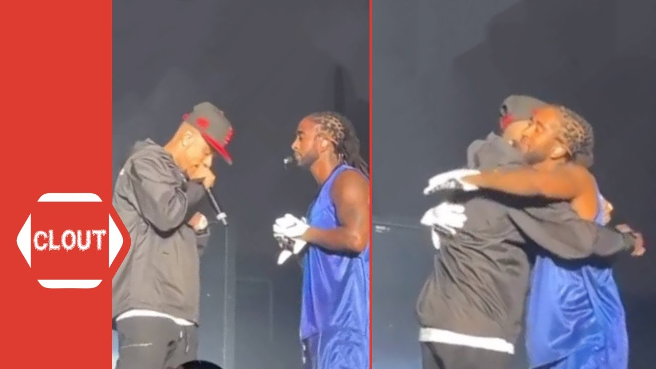 """Lil Fizz Apologizes To Omarion Over Relationship With Apryl Jones During """"The Millenium Tour 2021"""""""