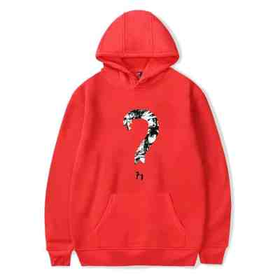 XXXTENTACION Question Mark Hoodie
