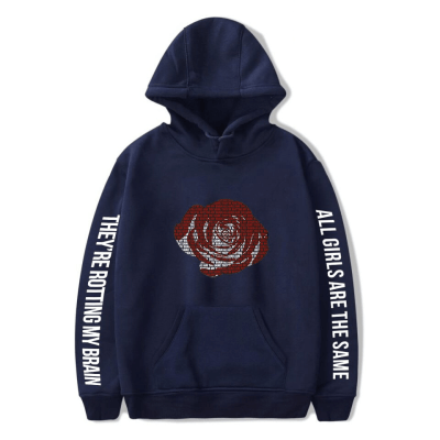 JUICE WRLD all girls are the same hoodie