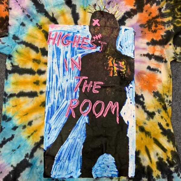 Highest in The Room Shirt