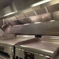 Commercial Kitchen Hood Cleaning Build Table Ohio Kentucky And Indiana