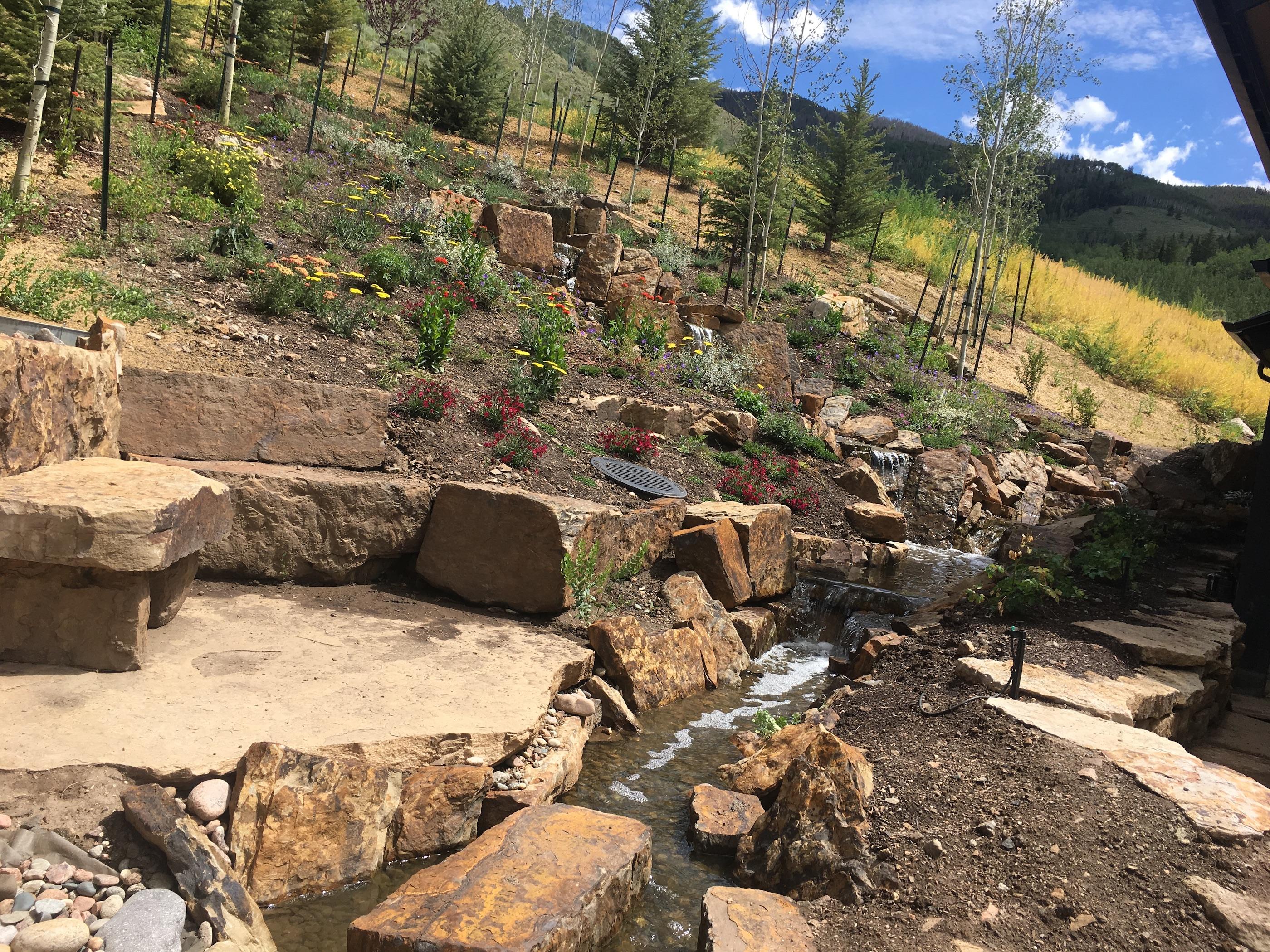 Water Features Builder Natural Creek