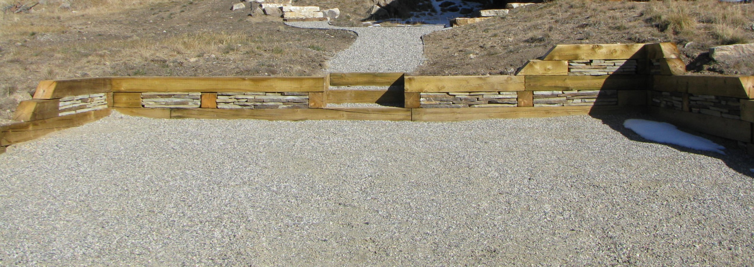 retaining wall builder summit county co