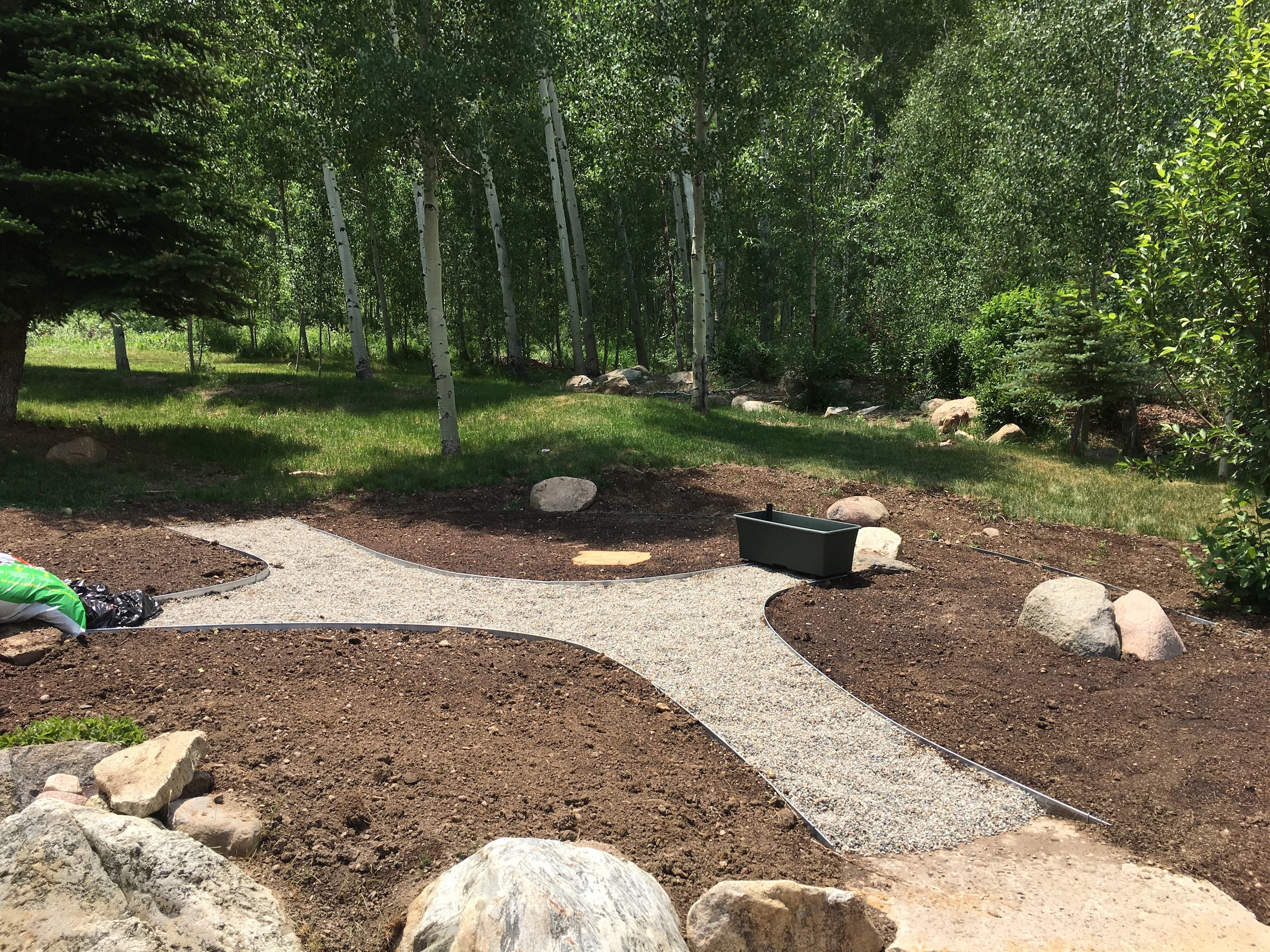 walkways landscaping company summit county