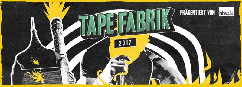 11.03.2017 TAPEFABRIK – HipHop Indoor Festival – Schlachthof Wiesbaden