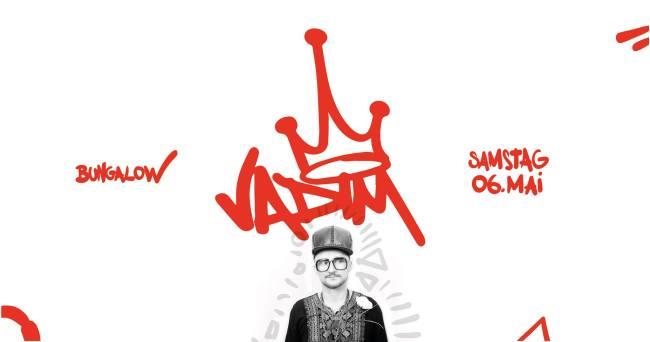 DJ Vadim & Grizu & eezeeposse x 06.05.2017 @Bungalow Augsburg