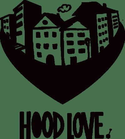 Logo Hood Love