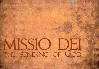 Missio Dei...God Already There